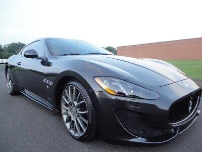 2013 Maserati Gran Turismo Sport 2013 MASERATI GRAN TURISMO SPORT MSRP $134,925.00 NAV 4.7 L V8 CLEAN CARFAX