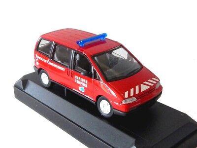 Peugeot 806 Pompiers VEREM
