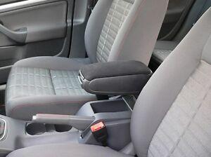 VW GOLF MK5 V MK6 VI JETTA EOS PLUS SCIROCCO CENTRE ARMREST BLACK - FREE POSTAGE