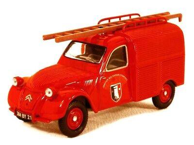 Citroën 2CV Pompiers ELIGOR/CEC