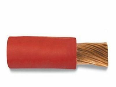 2ga Epdm Red Welding Cable 250 Feetspool 6240.010