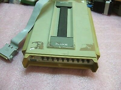 Fluke 9-channel Y2001 Thermocouple Selector Thermo Couple A