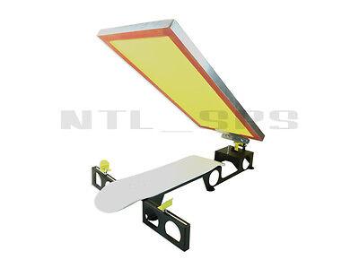 Silk Skates Deluxe Skateboard Screen Printing Press Skateboarding Machine Diy