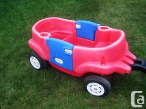 Little tikes 2 door wagon