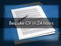 CV Writing - from £20; Professional CV Writer - 420+ Great Reviews - FREE CV Feedback - Help