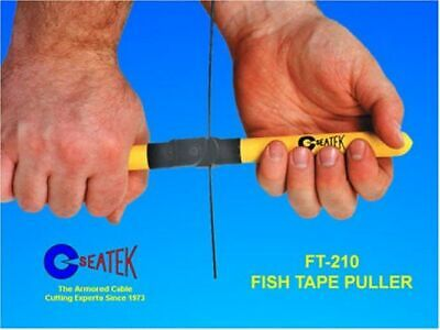 Seatek Ft-210 Fish Tape Puller
