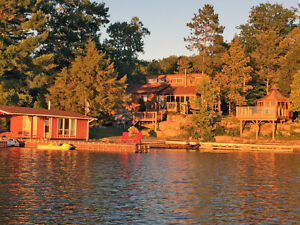 Last minute cottage rental, reduced price! July 28-Aug 4 Boshkug