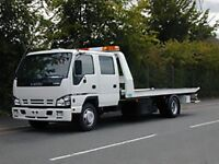 over vehicle transportation and breakdown recovery services