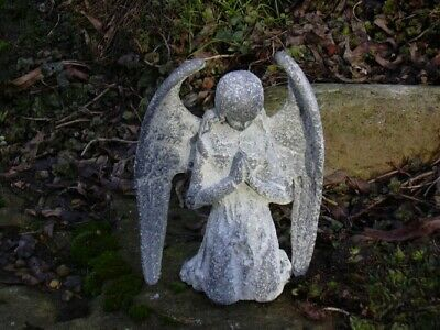 Lead Praying Angel