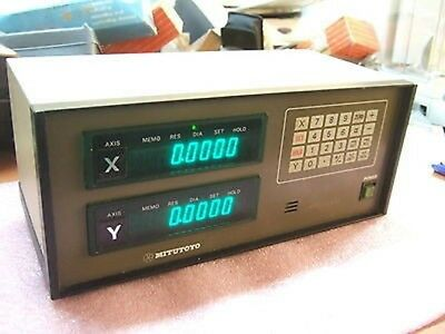 Mitutoyo 164-352 Model Gmr-17001w Digital Readout Display Unit