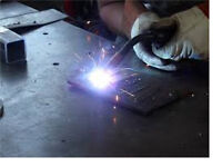 Welder available for your cracked and broken steel