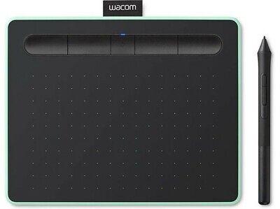 Wacom Intuos S Tableta GráficaBluetooth Inalámbrica con Lápiz Digital - Negro