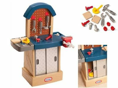 Toy Tool Bench Set Workshop Workbench Play Work Pretend Tools Toolbench Toddler