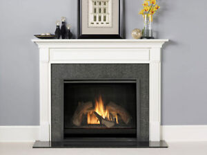 Gas Burning Fireplaces Sales & Installations