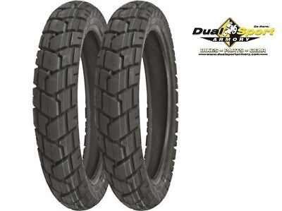 Shinko 705 Front/Rear Tire -120/70-17,150/70-17,Dual Sport Tires-Versys ()
