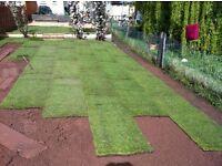 Birmingham garden services/turfing/hedge cutting/fencing/lawn care /slabbing