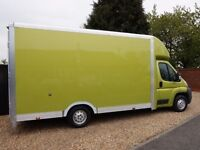 24/7 Perfect Removal Man With Van From £15/H. Hire Luton Tail Lift Van/ 7.5 Tonne Lorries