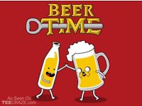 Your English for my Spanish: Beer Time!