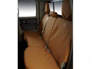 Carhartt Seat Covers Ford F150 Super Crew