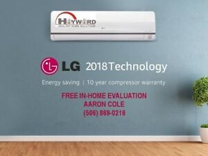 Mini Split Heat Pumps - Payments Starting at $40 / Month