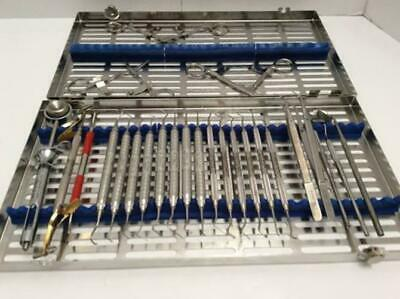 For Sale Hu-friedy 26pcs Dental Kit Hu-friedy Dental Surgical Instruments