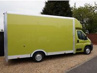 ESSEX REMOVALS- REMOVALS BRENTWOOD- MAN AND VAN ESSEX- 5.5 & 7.5 TONNE LORRY AVAILABLE