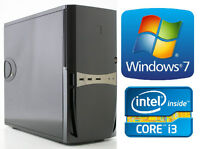 PC GAMER Intel Core i3 3.10Ghz 4Gb DDR3 640Gb ATI 5570 WINDOWS 7
