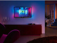 AMBILIGHT SPECTRA 47 INCH 100hz FULL HDTV