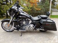 Wanted Harley CVO Street Glide reasonably priced. Please email