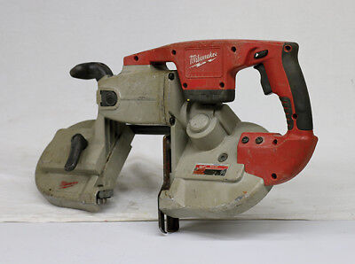 Milwaukee Cordless Band Saw No Battery