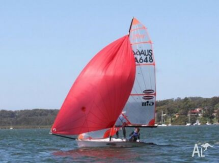 Skiff 29er AUS648 For Sale