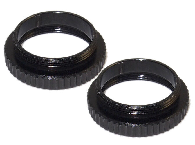 2 pcs Security CCTV Camera C-CS mount stackable Lens Adapter Ring Extension Tube