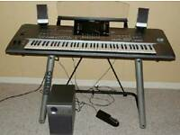 2015 Yamaha TYROS 5 Keyboard - 76 Key whith many extras