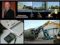 Risk Assessments, Method Statements and Technical Company Documentation Planned and Produced