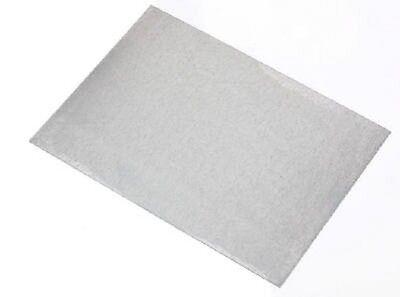500 Pk Amerimax 68800Bx  011 5  X 7  Mill Finish Aluminum Roof Flashing Shingles