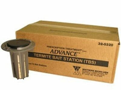 Advance Termite Bait Stations (TBS) - 10 stations Advance Termite Bait Station