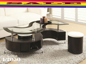 3 Pieces Coffee Table Sets, end tables, coffee tables furniture