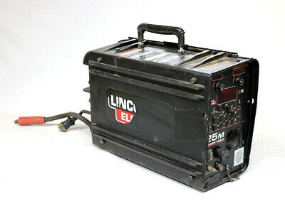 Lincoln K2536-5 - Power Feed 25m Plastic Case Wire Feeder