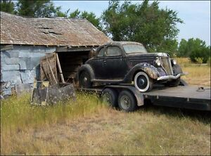 COUPE WANTED 1935-1938