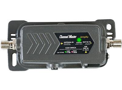 Usado, Channel Master Amplify Adjustable Gain Preamplifier TV Antenna Amplifier 7777HD comprar usado  Enviando para Brazil