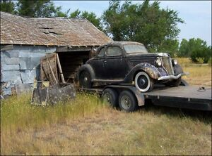 1935 or 1936 Ford 5 Window Coupe WANTED