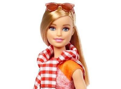 Barbie Camping Fun Doll