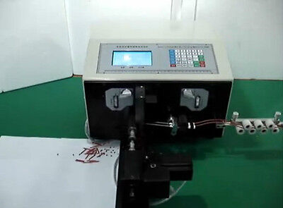 New Swt508-nx2 Computer Cable Wire Peeling Stripping Cutting Twisting Machine