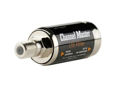 CM-3201 LTE Filter by Channel Master Improves TV Antenna Signals - NEW