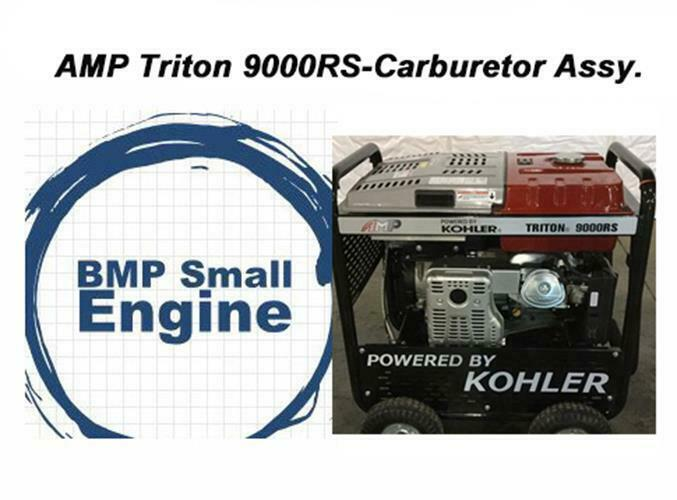 Carburetor Carb For AMP TRITON 9000RS 3 in 1 Generator/Compressor/Welder