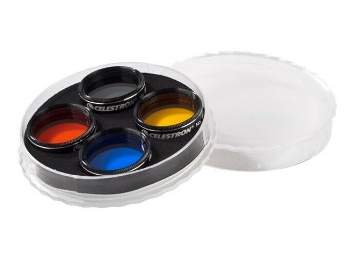 "Celestron 94119-10 1.25 "" Eyepiece Filter Set"