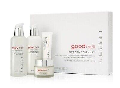 Charmzone Good Sell Cica Skin care Special 4pcs Set Vitamin C Peptide Elastic