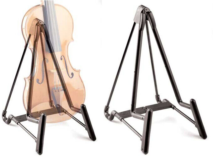 K&M Violin/Viola A-Frame Instrument Stand - WE ARE AN AUTHORIZED DEALER!