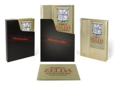The Legend of Zelda Encyclopedia Deluxe Edition by Nintendo: Used