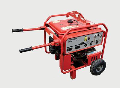 Used 6000 Watt Mulitquip Generator